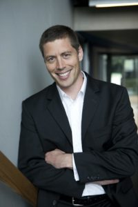 TrustYou CEO and co-founder Benjamin Yost