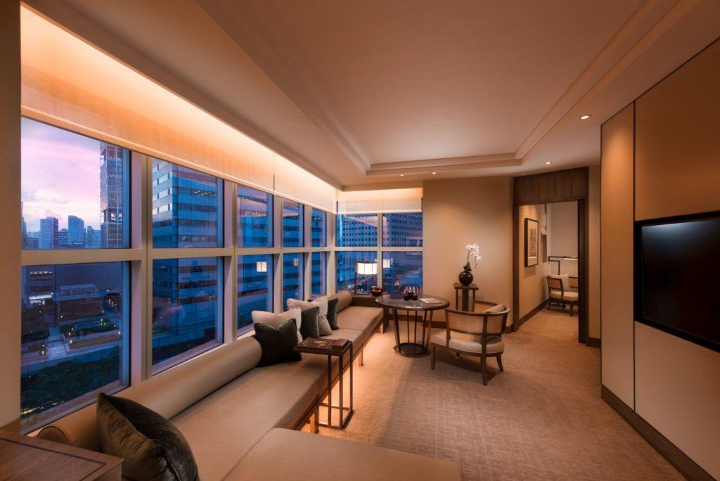 Centennial Suite Living