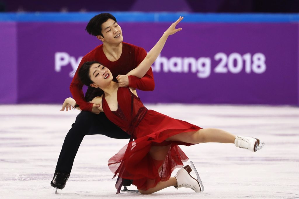 USA Figure Skating Team