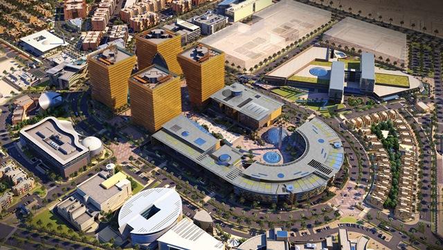 Al Ra'idah Digital City