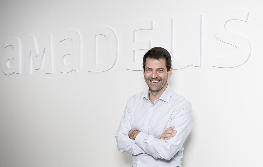 Amadeus NDC-X programme VP Gianni Pisanello