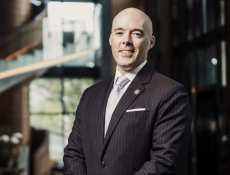 """Stay inspired"" GM Mark Meaney discusses the importance of MICE at Conrad Seoul"