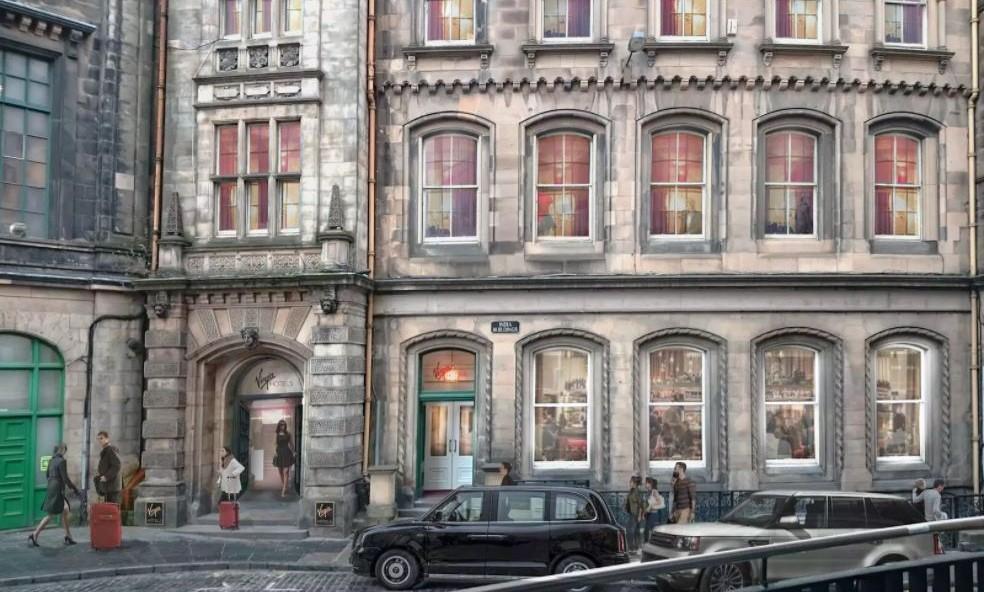 Edinburgh Hotel