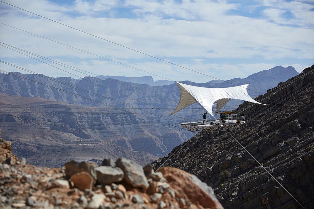 Ras Al Khaimah Throws Down Adventure Tourism Gauntlet With