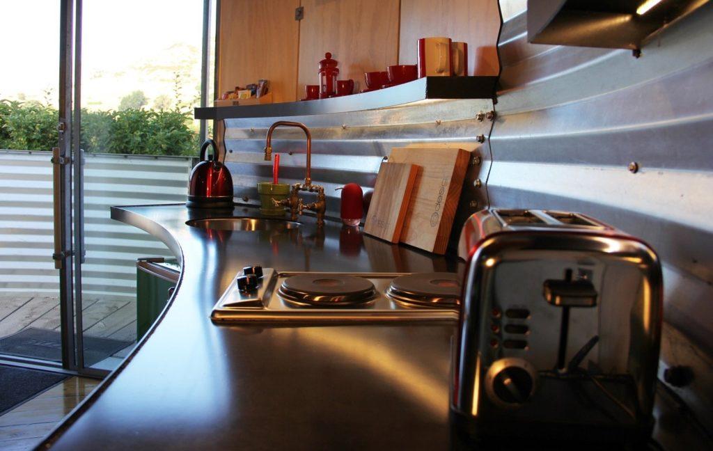 SiloStay Kitchen