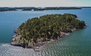 SuperShe Island Raseborg archipelago Helsinki Finland