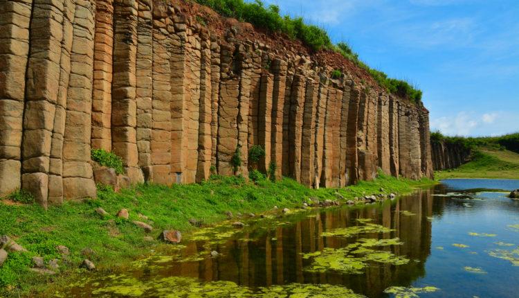 Basalt Columns, Penghu, Taiwan
