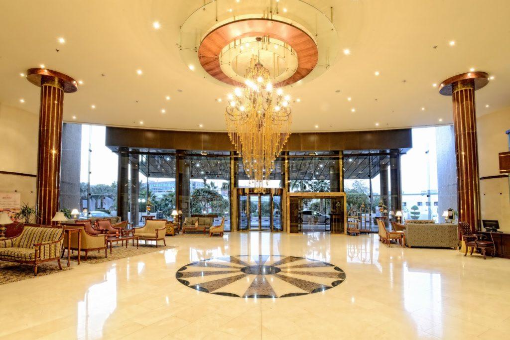 Crowne Plaza Riyadh Palace - Lobby