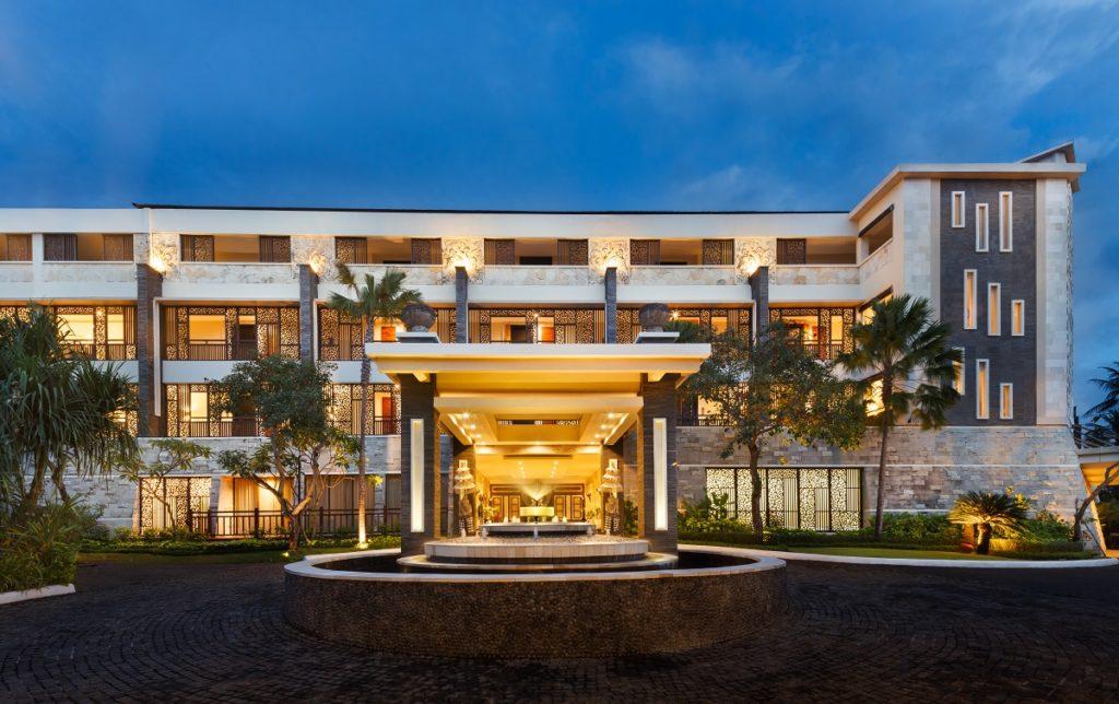 Review The Seminyak Beach Resort And Spa Bali Indonesia