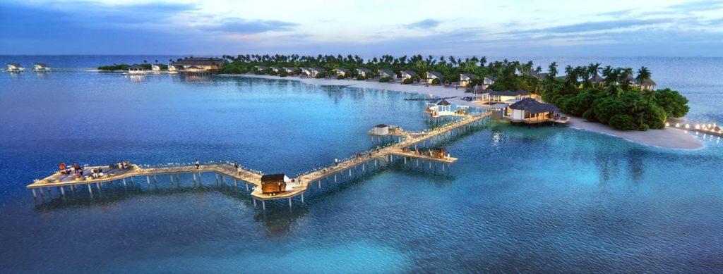 JW Marriott Maldives Resort & Spa - South Island View