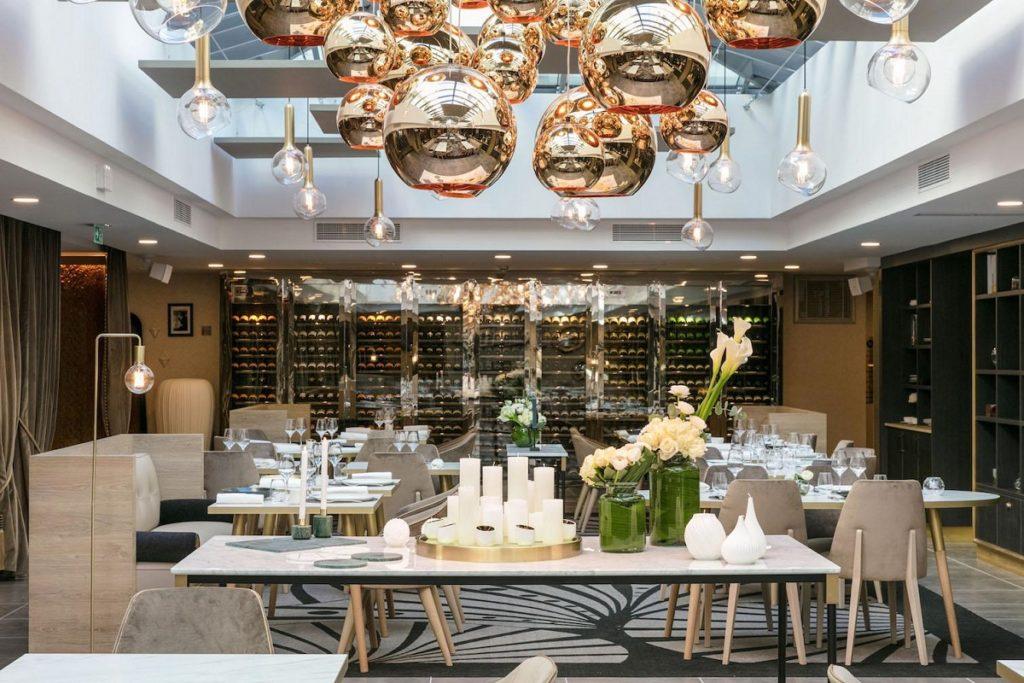 La Verriere Paris Restaurant