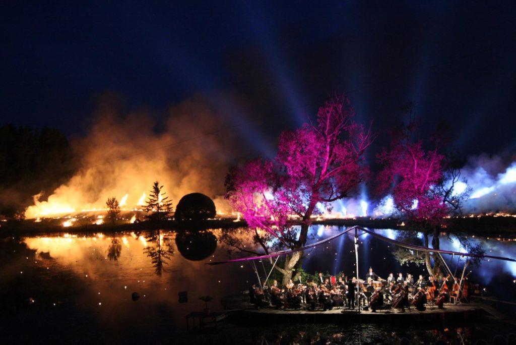 Leigo Lake Music Festival - Estonia
