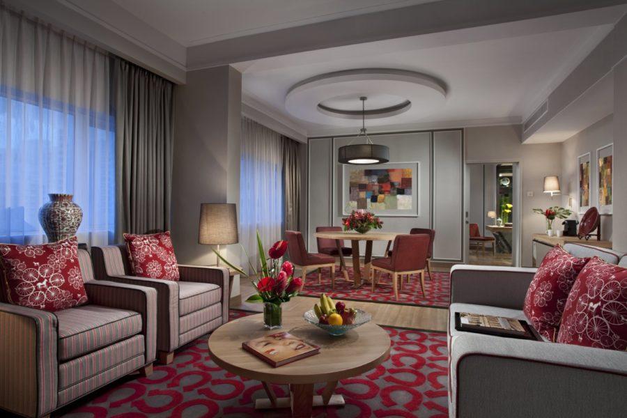 Orchard Hotel_Premier Suite