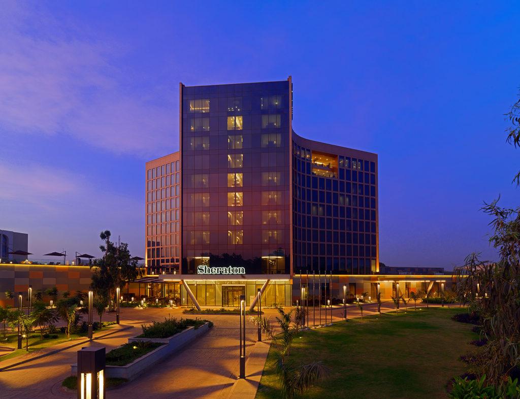 Sheraton Bamako Hotel in Mali, West Africa