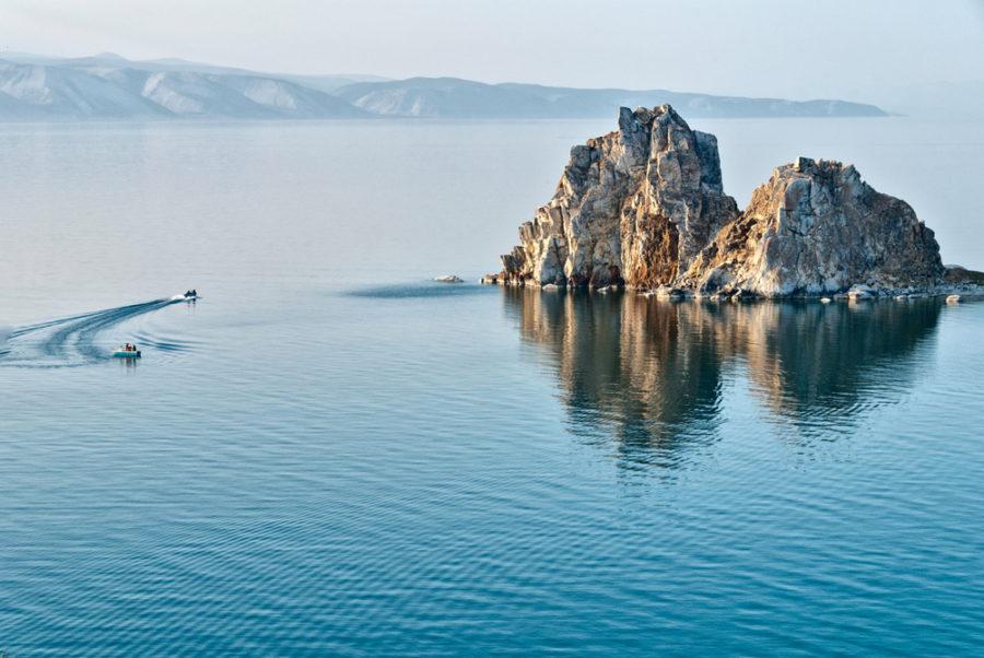 Siberia, Lake Baikal