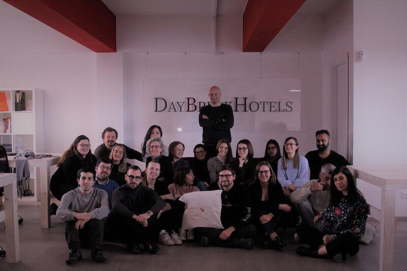 DayBreakHotels group photo