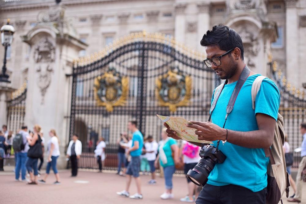Indian Tourist - Sustainable Tourism