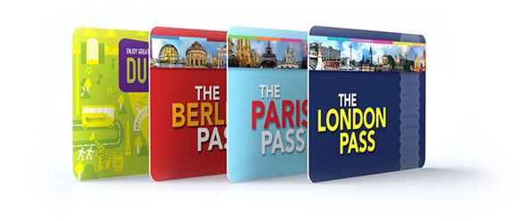 Leisure Pass Group's Pass Cards