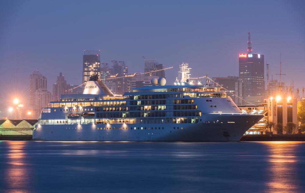 Silversea Cruises - Bangkok Port
