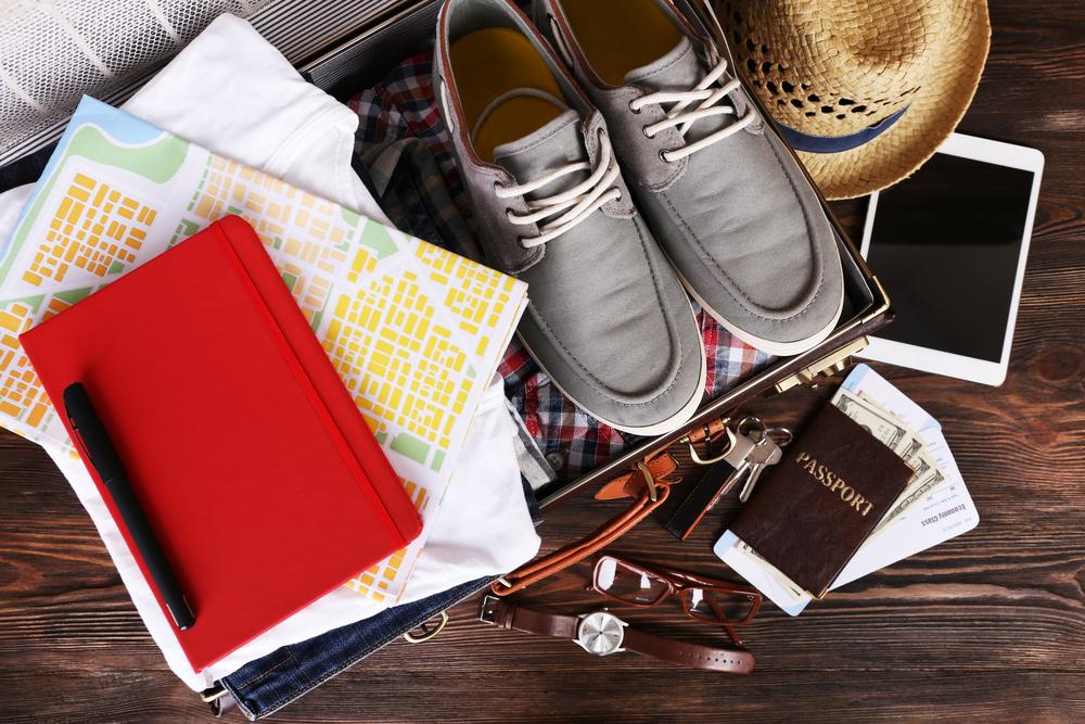 Traveltek Packing