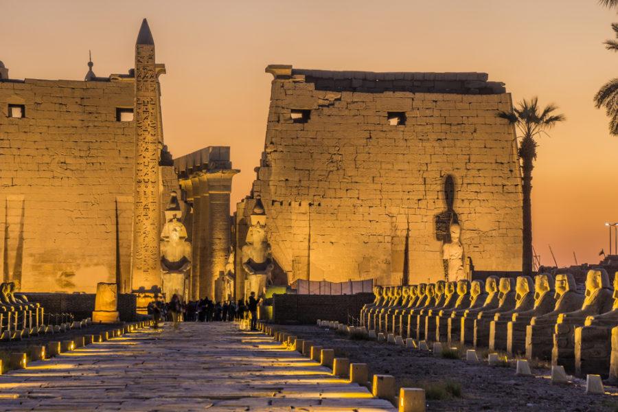 Luxor, Eygpt