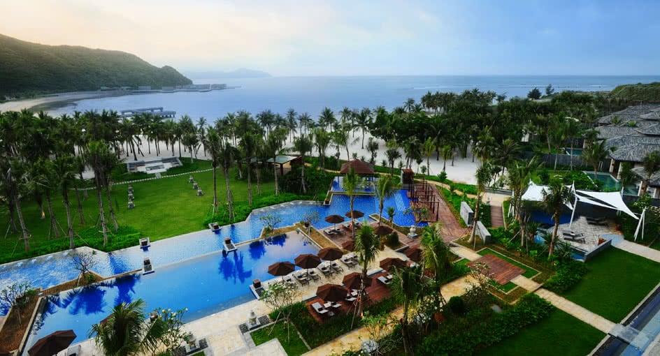Anantara Sanya Resort on Hainan Island