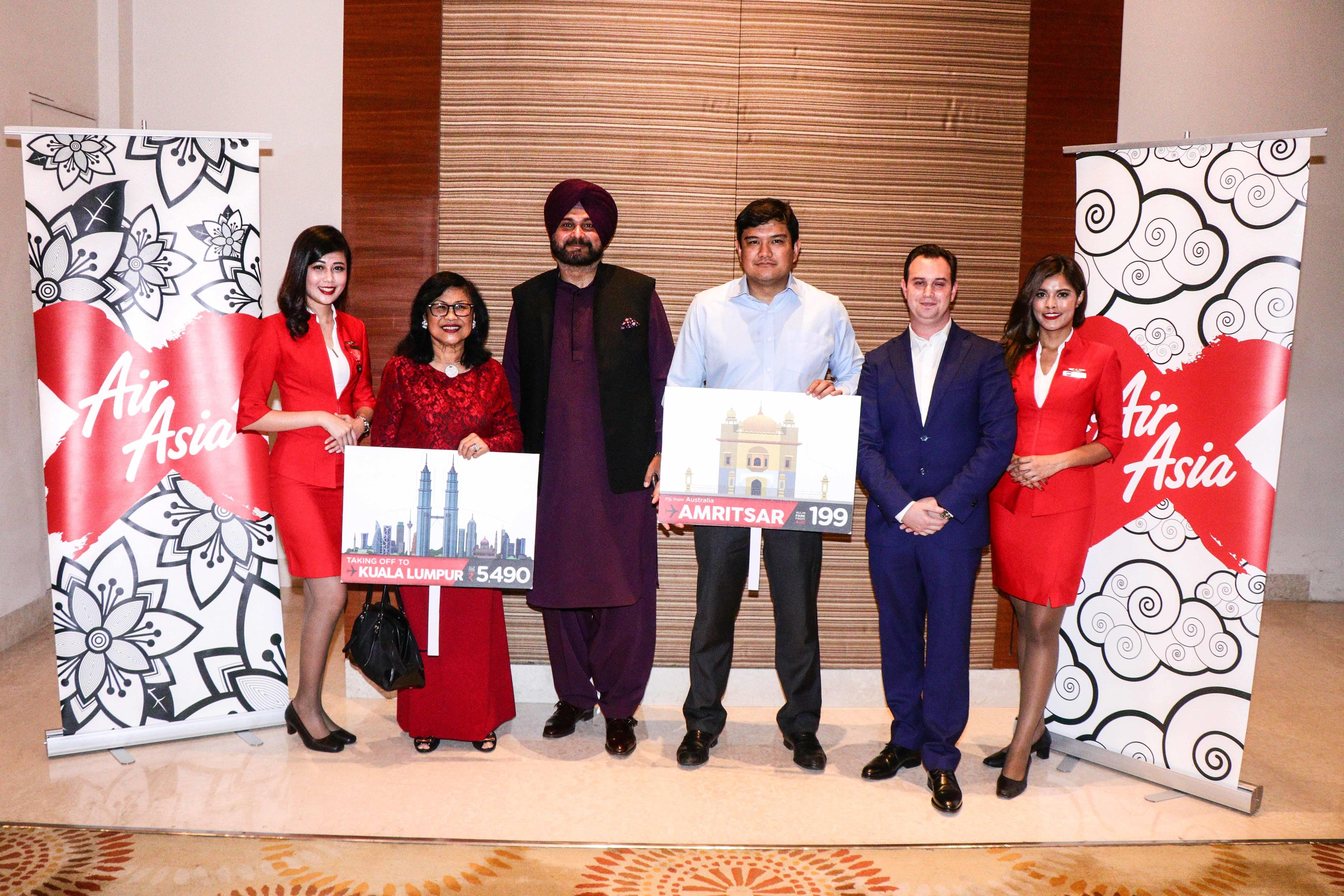 AirAsia - Amritsar Ceremony