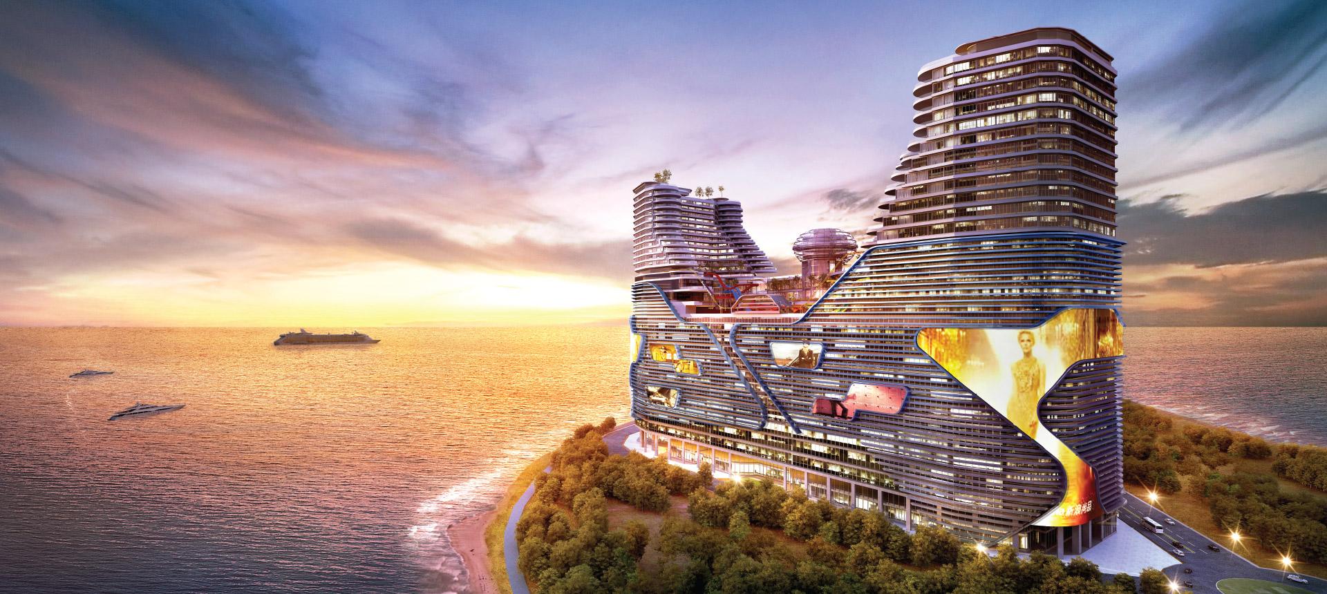 Harbour City, Melaka, Malaysia