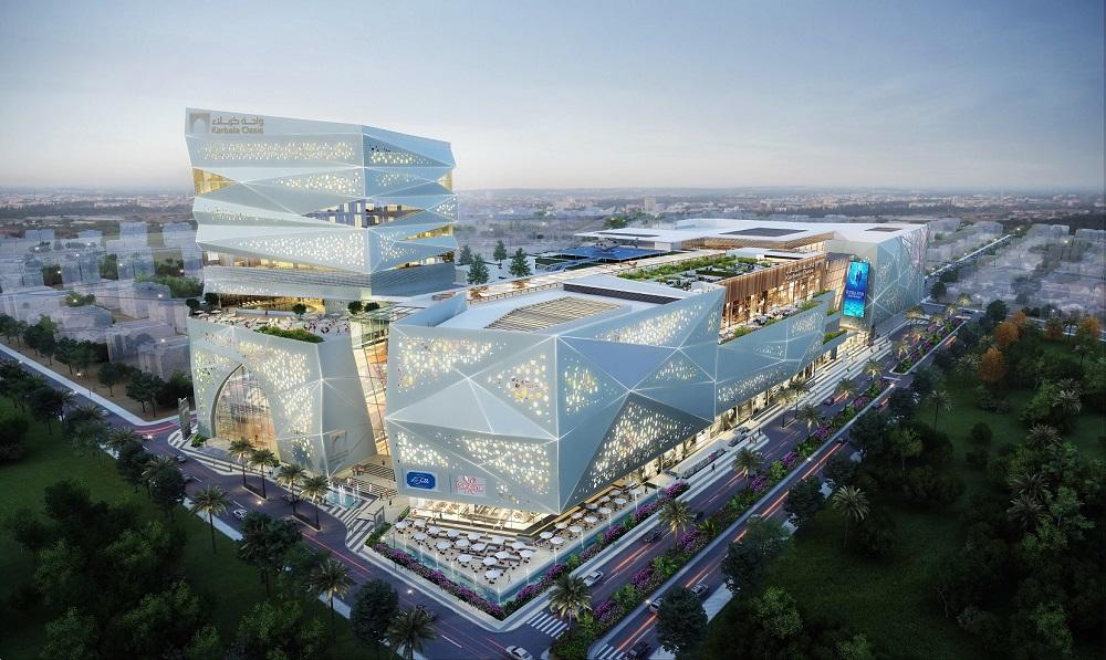 USD 65 million Karbala Oasis to become retail centrepiece of