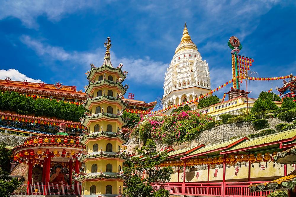 Image result for kek lok si temple