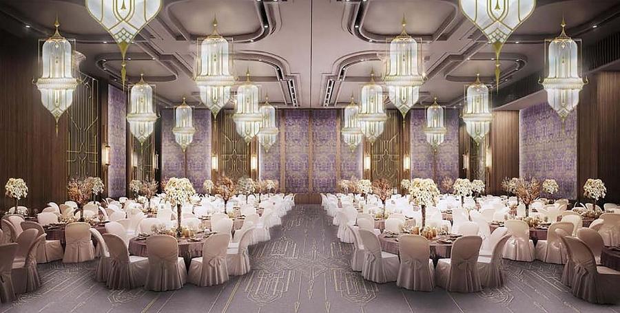 Waldorf Astoria Bangkok The Magnolia Ballroom