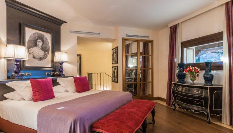 casta diva bedroom