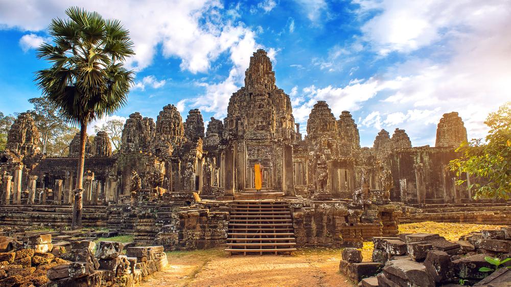 Angkor Wat, Siam Reap, Cambodia