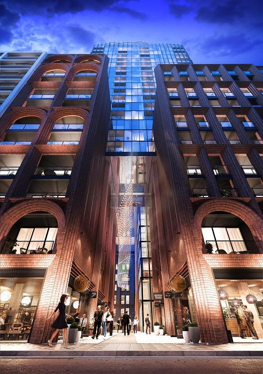 SKYE Suites Sydney Exterior-2