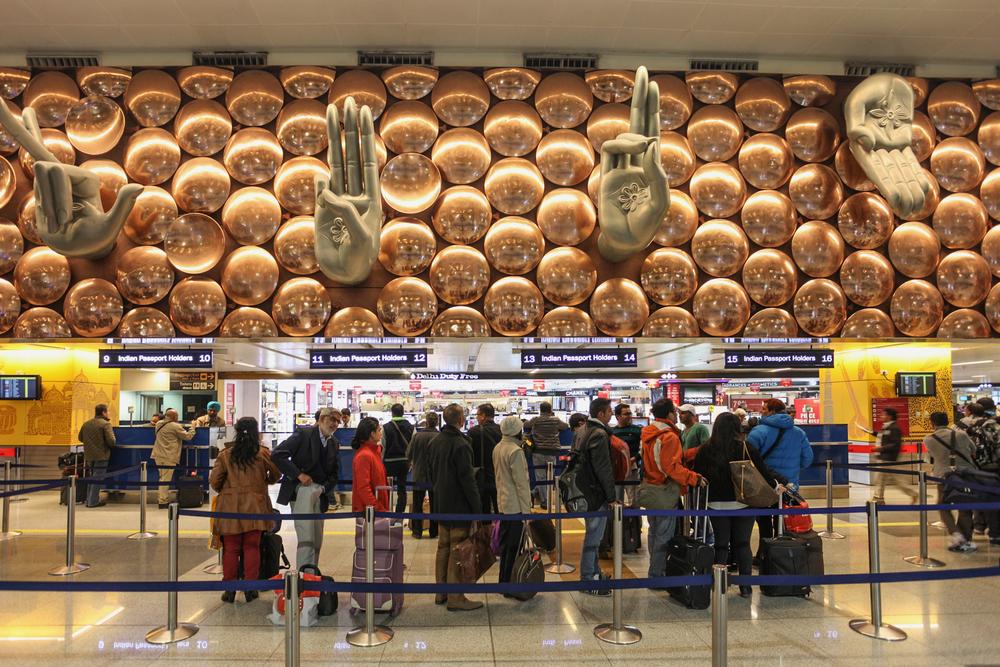 Indra Gandhi Airport, New Delhi, India