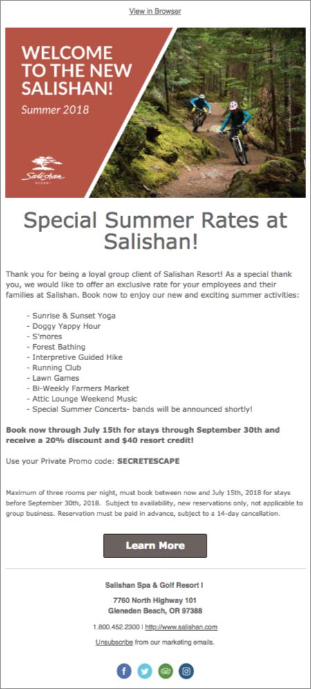 Salishan Resort