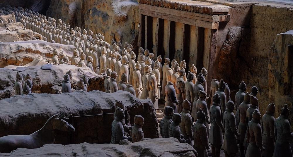 Terracotta Warriors, Xi'an, China