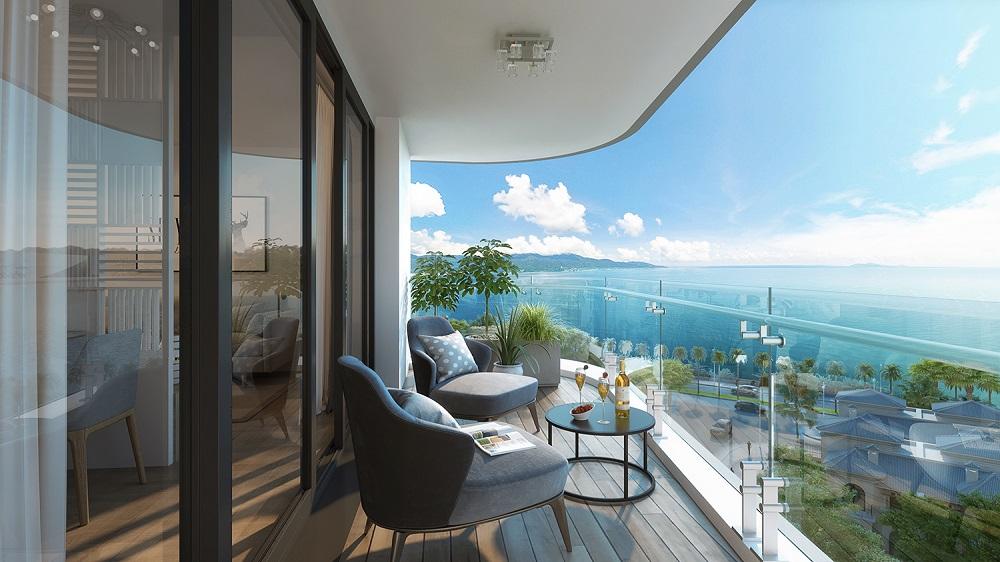 Best Western Premier Sapphire Ha Long - View