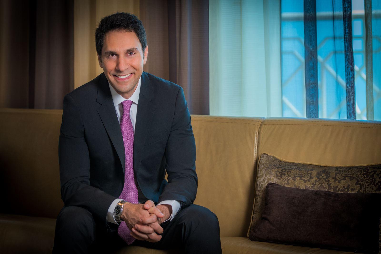 Haitham Mattar, CEO of Ras Al Khaimah Tourism Development Authority