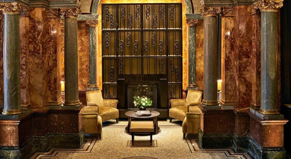 Kimpton Fitzroy London - Lobby