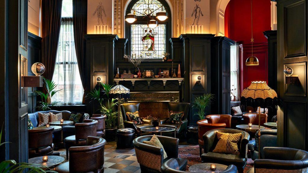 Kimpton Fitzroy London - Lobby 2