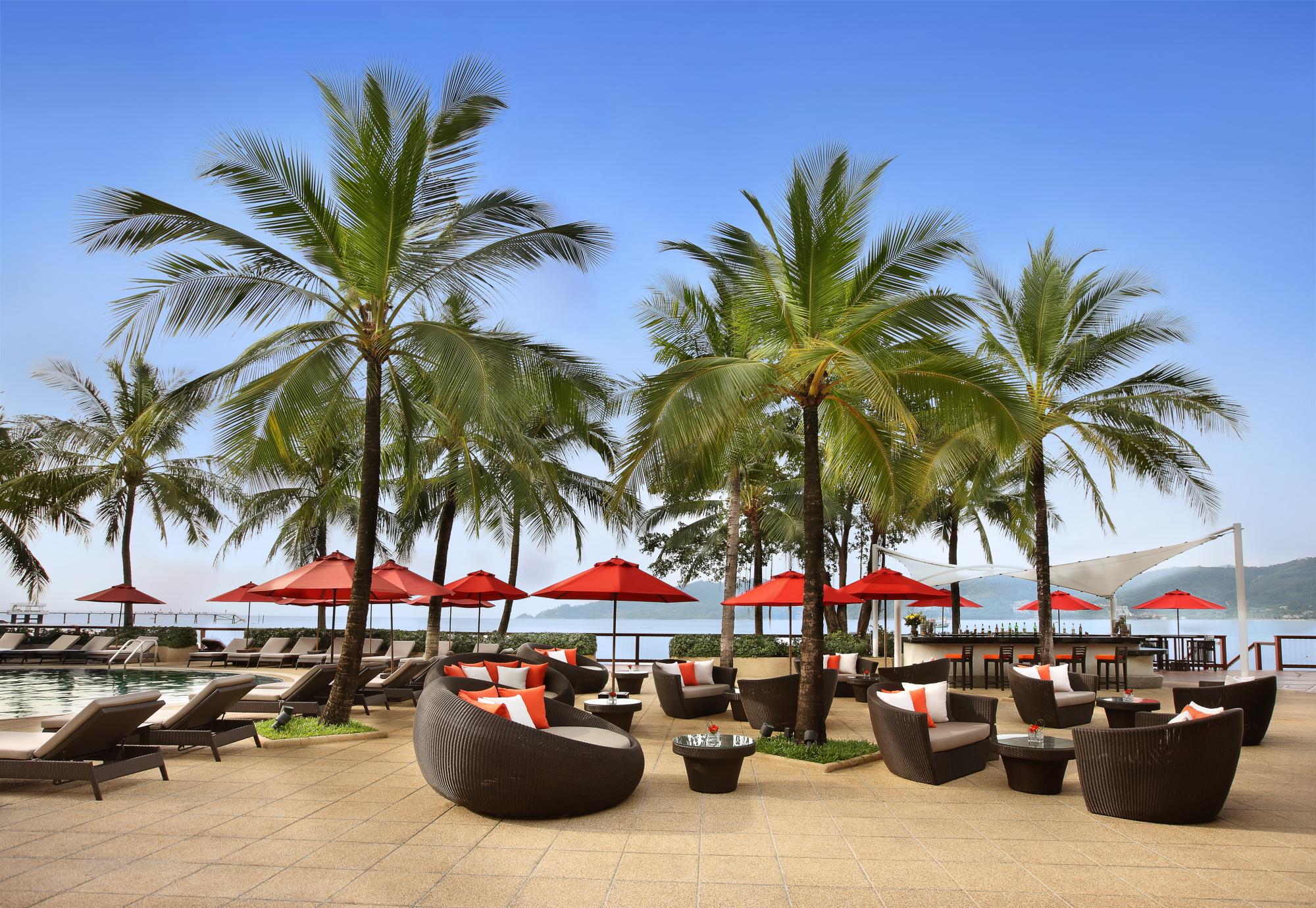 Pool Bar - Amari Phuket