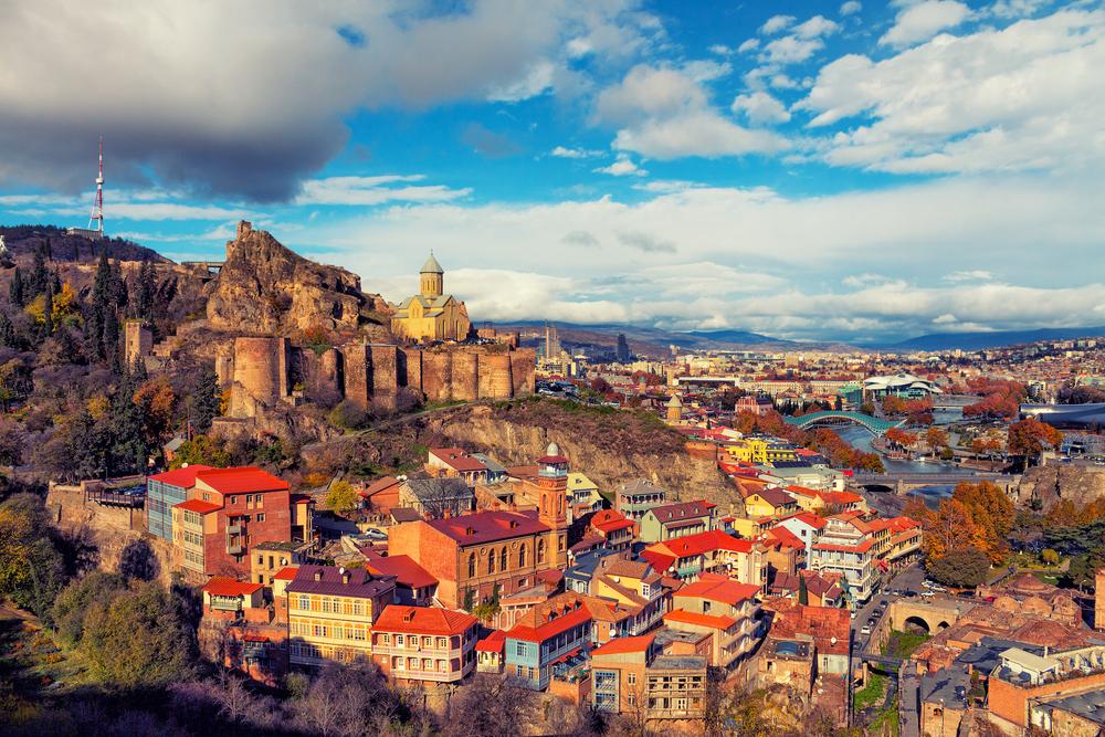 Tbilisi, Georgia - Wyndham Grand
