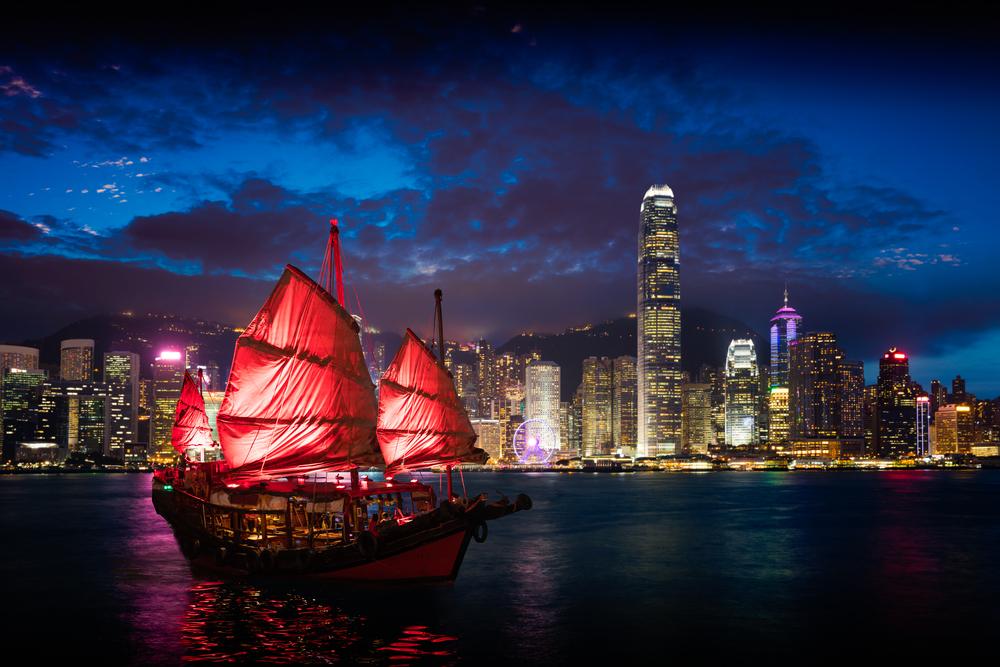 Victoria Harbour, Hong Kong - Hong Kong Pass