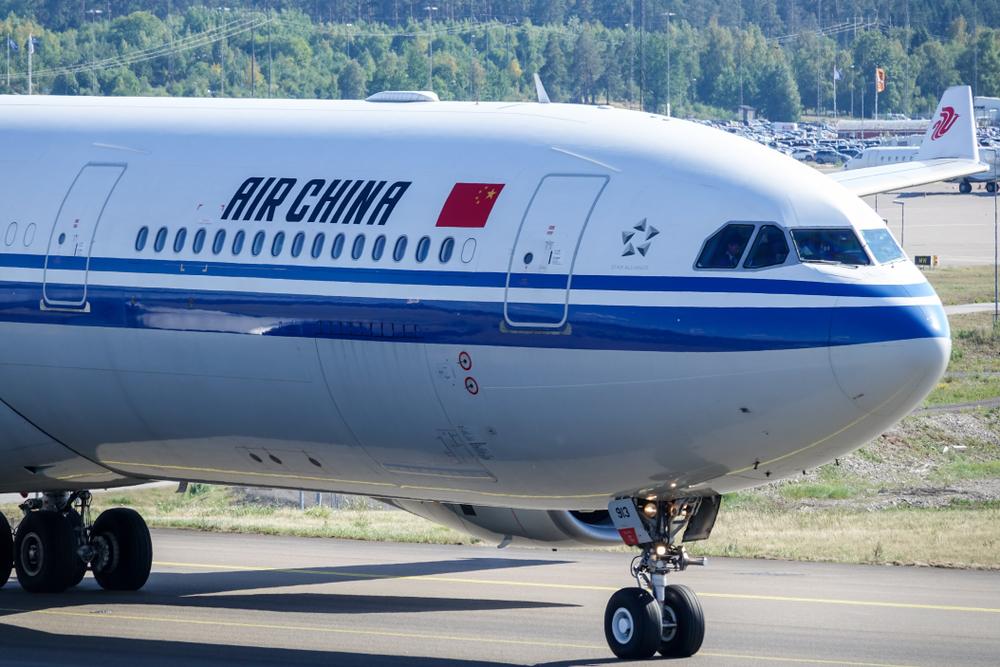 Air China, Airbus A330