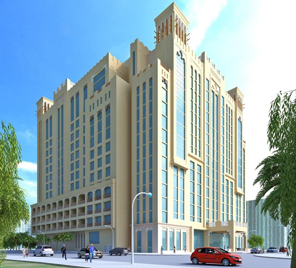 Al Jaddaf Rotana, Dubai