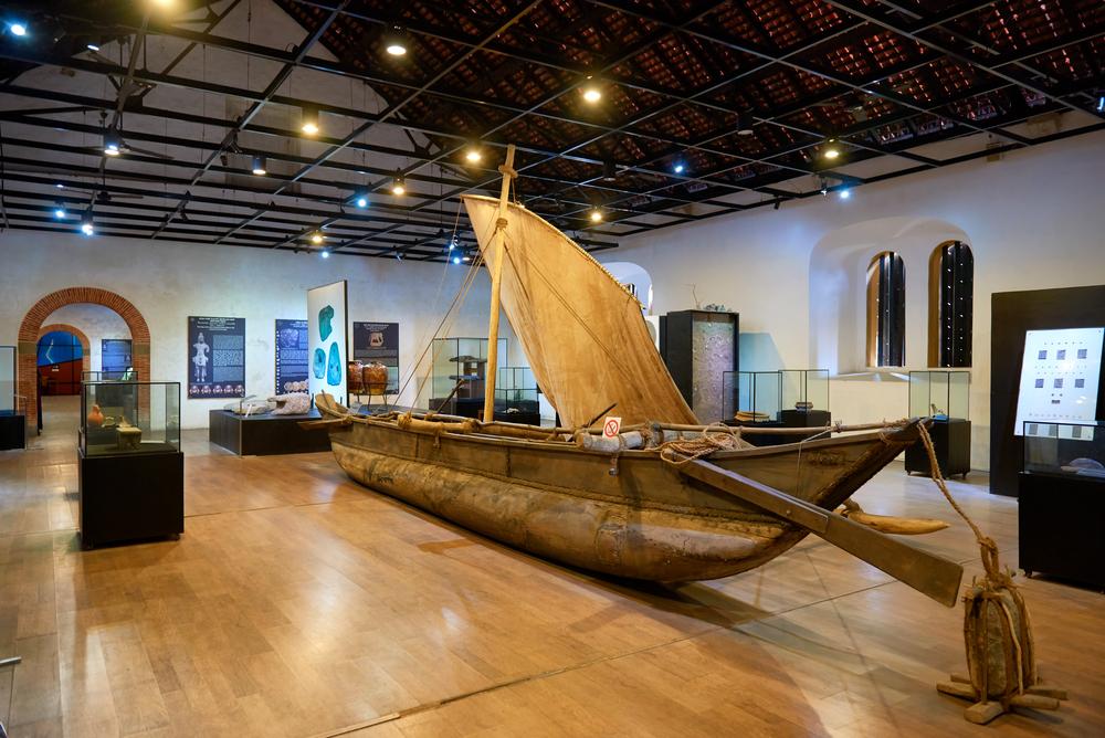 Amari Galle Sri Lanka - Maritime Museum