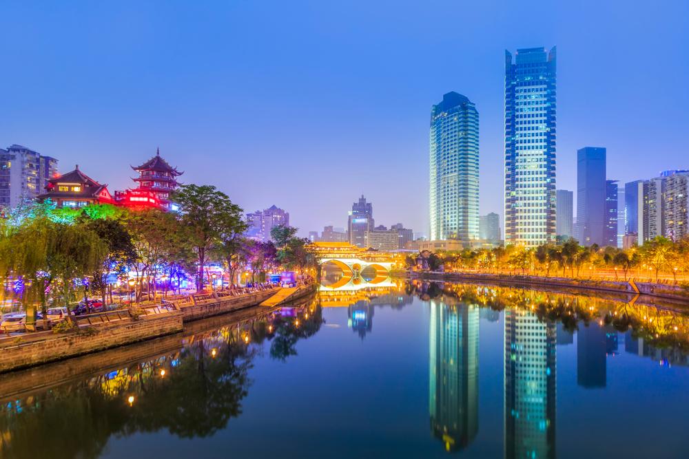 Chengdu, China - Direct Booking Summit
