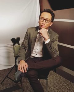 Faeez Fadhlillah, co-founder and CEO of Salam Standard