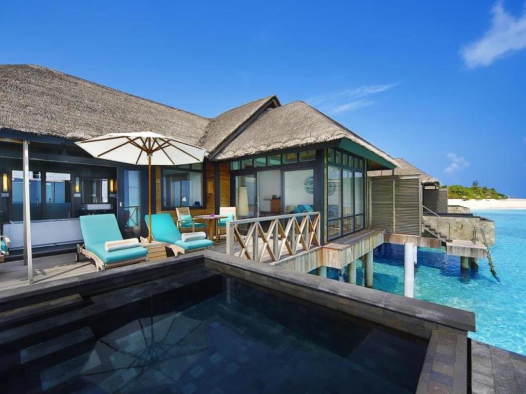 Maldivian resort, JA Manafaru